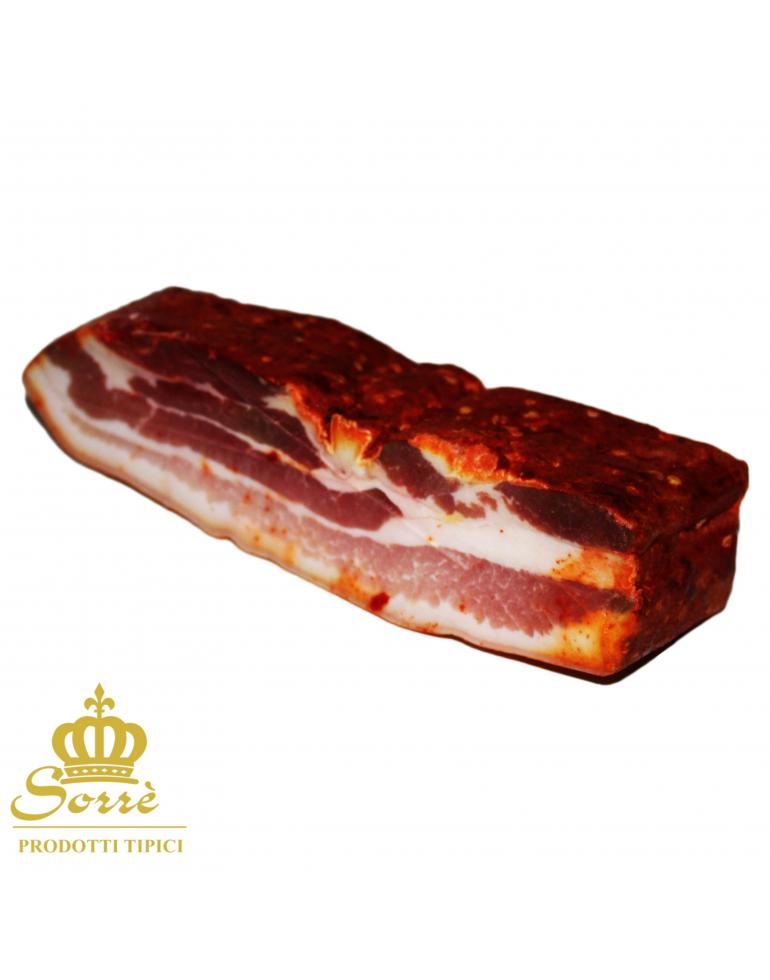 Pancetta Tesa - 1