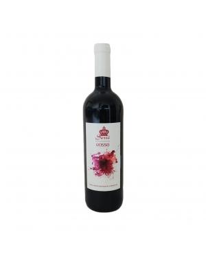 Roter kalabrischer Wein (g.g.A) - 1