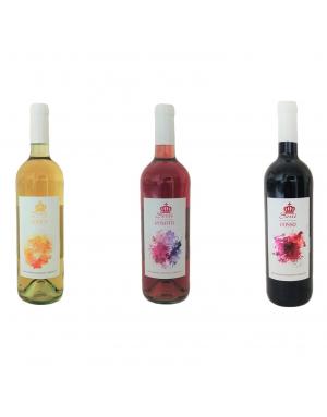 Sortierte Weine aus Kalabrien (g.g.A) - 1