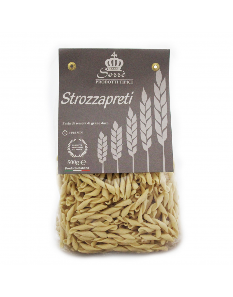 Strozzapreti Pasta - 1