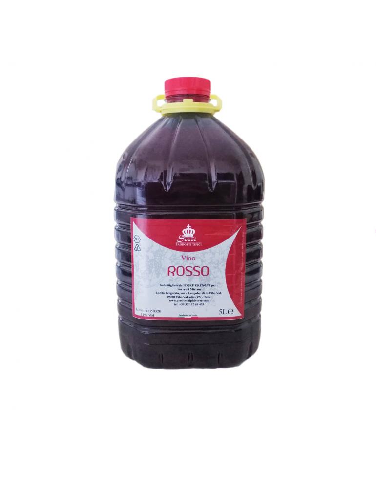 Vino Rosso 5L - 1